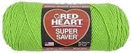 Red Heart  Super Saver Economy Yarn, Spring Green