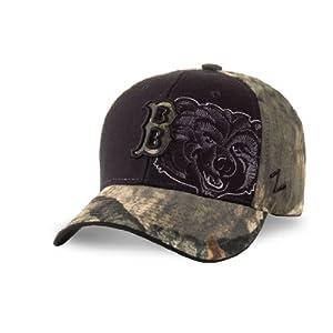 Buy Legendary Whitetails Mossy Oak Collegiate Shadow Stalker Cap - UCLA Bruins Black Mossy Oak Camo One Size by Legendary Whitetails