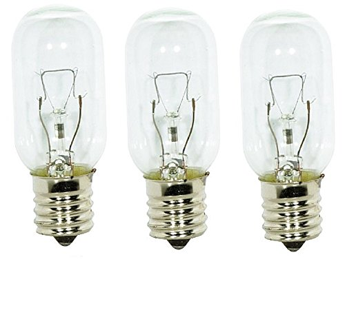 General Electric Led Bulbs: 3 PACK Of WB36X10003 General Electric Microwave Light Bulb