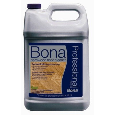 Bona Pro Series WM700018176 Hardwood Floor Cleaner Concentrate, 1 Gallon