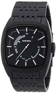 Diesel Herren-Armbanduhr Analog Quarz Edelstahl beschichtet DZ1586