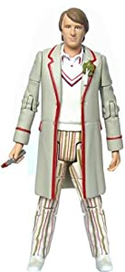 DOCTOR WHO CLASSIC THE 5TH DOCTOR PETER DAVISON WITH CELERY LOOSE FIGURE