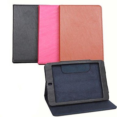 Zcl Original Stand Pu Leather Protect Tablet Case Cover For Tablet Pc Cube U35Gt , Black