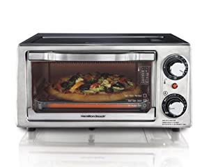 Hamilton Beach 31137 4-Slice Toaster Oven by Hamilton Beach
