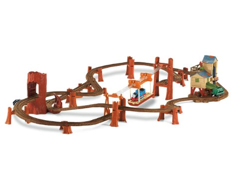 Thomas the Train: Zip, Zoom, and Logging Adventure
