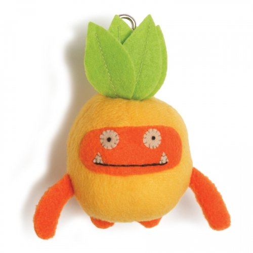 Uglydoll Fruities - Gund Wage Pineapple Clip - 1