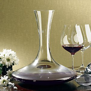 Wine Enthusiast Vivid Wine Decanter by The Wine Enthusiast