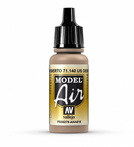 Vallejo Model Air US Desert Sand 71140 17ml Farbe Airbrush Farbe