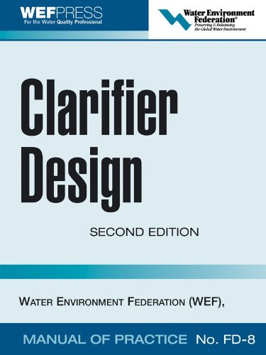 clarifier-design-wef-manual-of-practice-no-fd-8