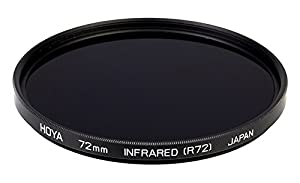 Hoya 72mm Infrared R72 Filter