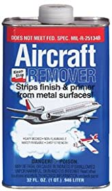 Klean-Strip QAR-343 Aircraft Paint Remover, Quart