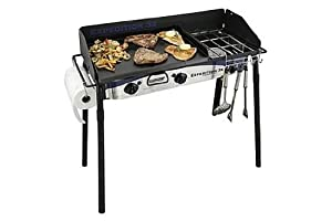 Camp Chef Expedition 3X 3 Burner Stove by Camp Chef