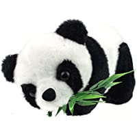 Wensltd Christmas Gift Baby Kid Soft Stuffed Panda Bamboo Doll Toy