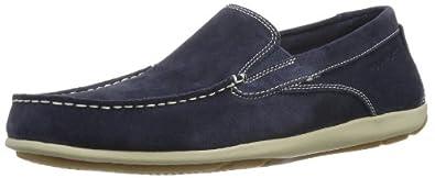 Rockport Mens Cape Noble 2 Loafers V77711 Navy 7 UK, 40 EU
