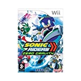 echange, troc Sonic Riders: Zero Gravity [UK Import] [import allemand]
