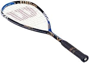 Wilson Squashschläger One45 BLX, schwarz