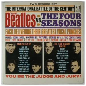 The Beatles Vs The Four Seasons