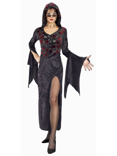 Dark Vixen Women's Gothic Theatre Costumes Sorceress Classic Witch