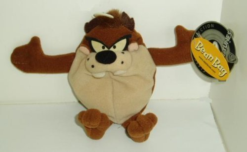 "TAZ - 5"" Looney Tunes Classic Collection Bean Bag"