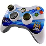Manchester City FC Official Product Xbox Controller Skin Club Crest New Sealed