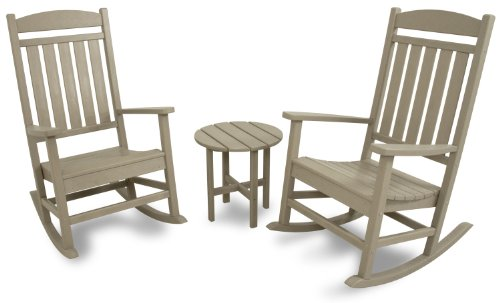 Polywood Rocking Chair front-652580