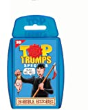 Winning Moves Top Trumps Specials Horrible Histories