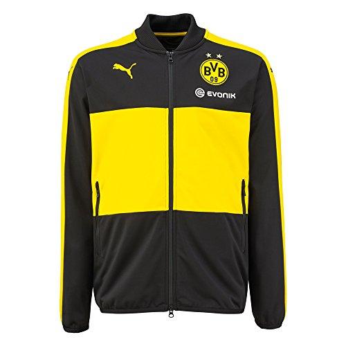 Puma BVB Poly Jacket color 01 felpa jacket