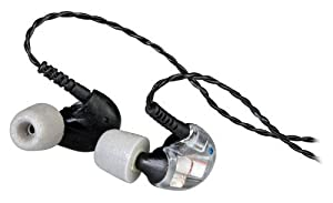 Westone UM3x 3-Way Universal Fit In-Ear Monitors