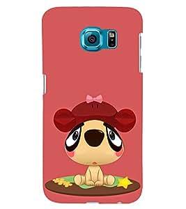 TOUCHNER (TN) Leo 2 Back Case Cover for Samsung Galaxy S6 Edge::Samsung Galaxy Edge G925