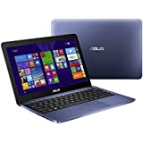 ASUS EeeBook 11.6-inch Laptop includes Microsoft Office 365 (Dark Blue)