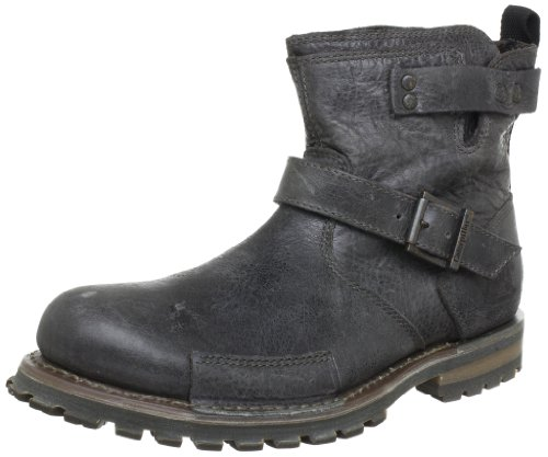 Cat Footwear VERN Boots Mens Gray Grau (Dark Grey) Size: 10 (44 EU)