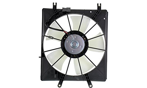 Evan-Fischer EVA24572016109 New Direct Fit Radiator Fan Assembly for TL 04-08 Replaces Partslink# AC3115109 (8 Fan Radiator compare prices)