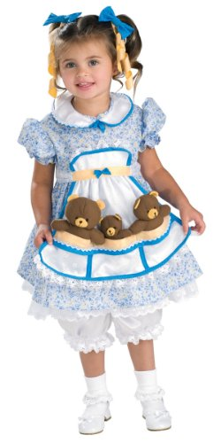 [Goldilocks Child Costume - Child Small] (Goldilocks Costume For Kids)