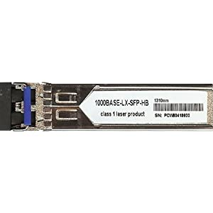 1000base  on Amazon Com  Hp Compatible J4859b   1000base Lx Sfp Transceiver