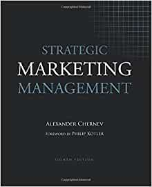 Strategic marketing management 8th edition pdf solutions