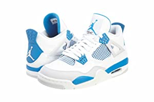 AIR JORDAN 4 RETRO 308497-105 WHITE