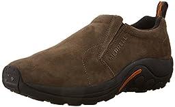 Merrell Men\'s Jungle Moc Slip-On Shoe,Gunsmoke,12 W US