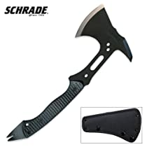 Schrade SCAXE5 Full Tang Tactical Hatchet
