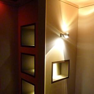beste innenbeleuchtung bewertungen de ratgeber von s luce. Black Bedroom Furniture Sets. Home Design Ideas