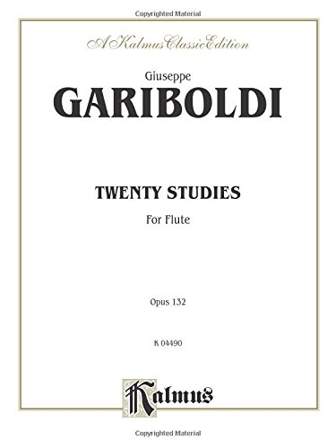 Twenty Studies, Op. 132 (Kalmus Edition)