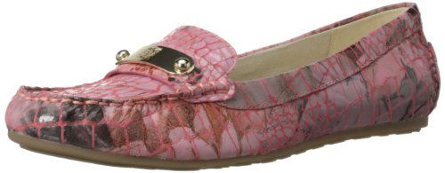 AK Anne Klein Women's Sisko Croco Slip-On Loafer