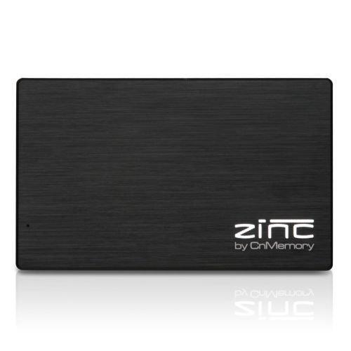 CnMemory Zinc externe Festplatte 500GB (6,4 cm (2,5 Zoll), USB 3.0) schwarz