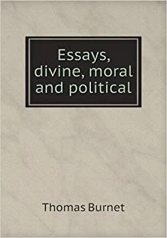 Moral and Political Essays