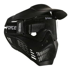 VForce Armor Fieldvision Gen 3 Paintball Mask - Black