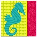 Napkins Seahorse Shellebrate (C)