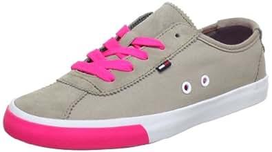 Hilfiger Denim VESPER 1B EN56815372, Damen Sneaker, Grau (COBBLESTONE 460), EU 36