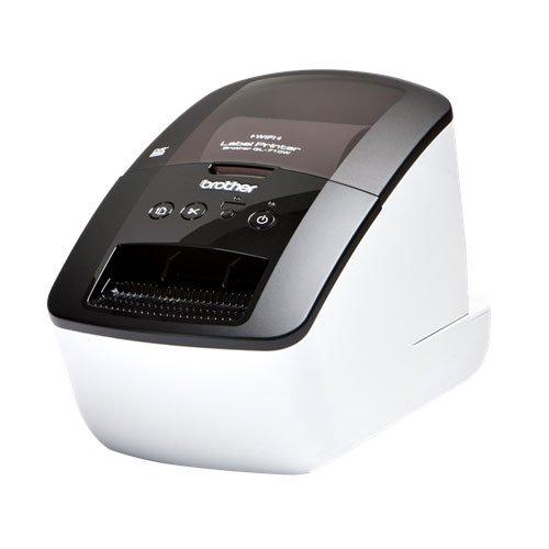 Brother QL-710W stampante per etichette (CD)