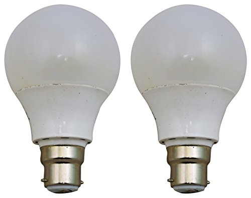 Imax Led 12W B22 LED Bulb (Pack of 2, Cool Day Light)