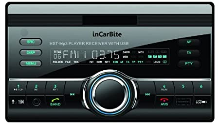 Axion 2DIN Autoradio InCarBite DDM-101 Dash Dock Multimedia