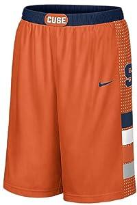 Buy Nike Syracuse Orangemen Mens Replica Basketball Shorts by Nike